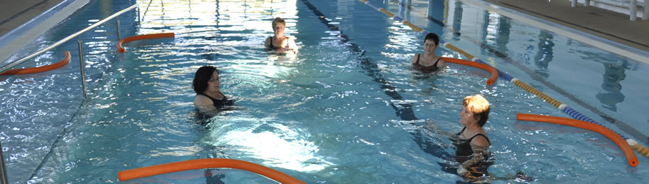 Hydrotherapy with Nambucca Heads Physiotherapy