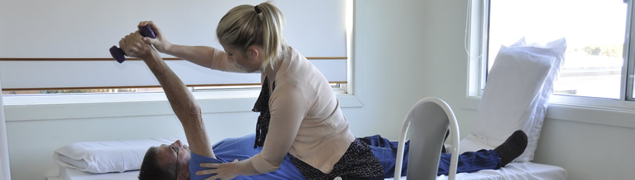 Fully qualified physiotherapists